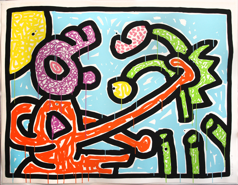 Keith Haring I